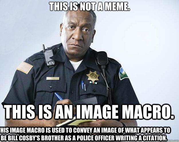 Meme Not a Meme