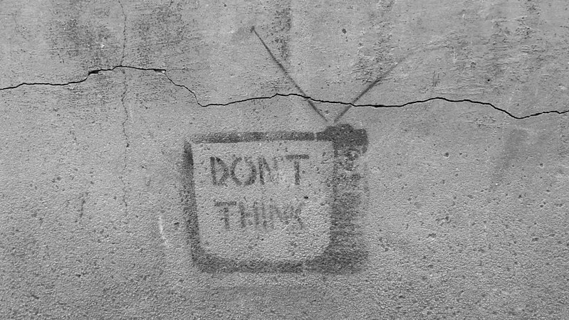 Don't think, just do