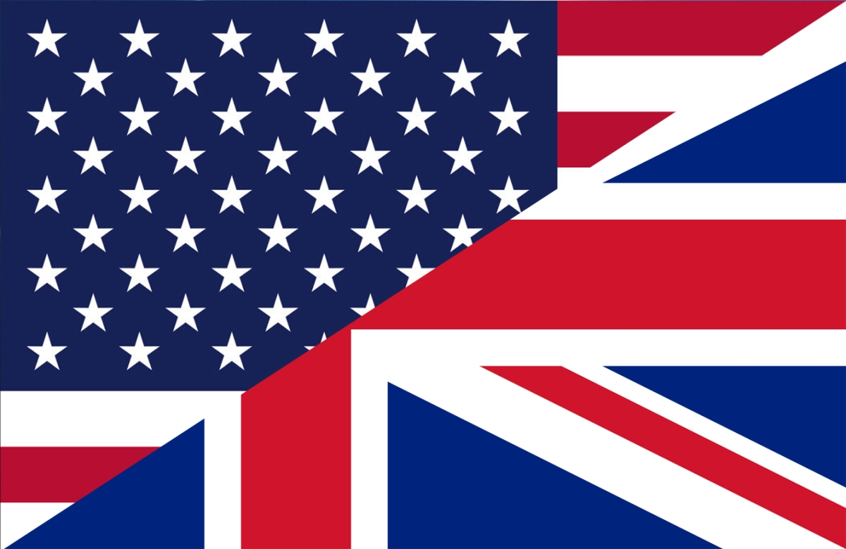 British and American words that mean different things