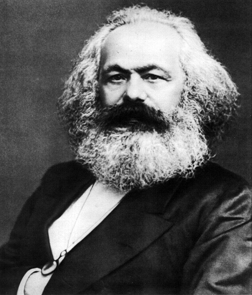 Karl Marx nailedit
