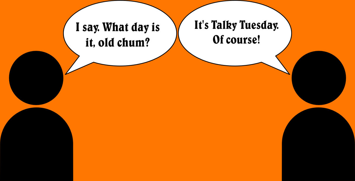 It's Talky Tuesday!