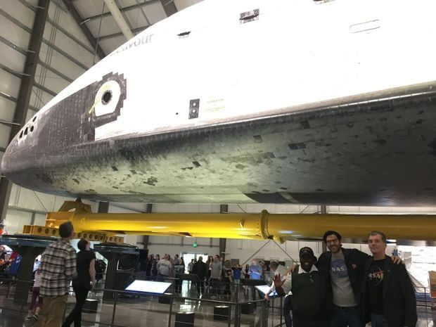 Shuttle Visit 02